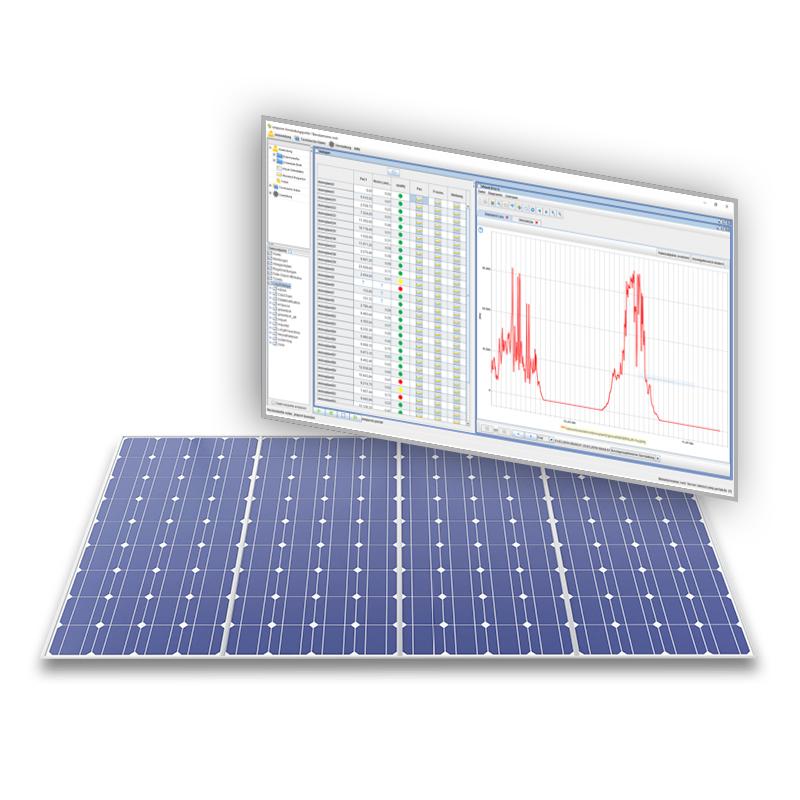 Photovoltaikanlagen zentral überwachen - 3E - EMPURON FÜR ERNEUERBARE ENERGIEN