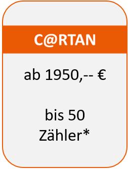 C@RTAN 50 Zähler